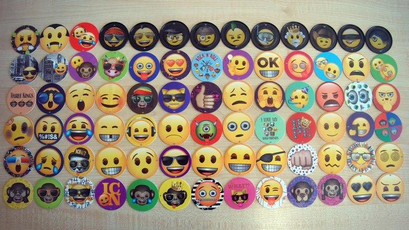 Фишки Чипикао Эмоджи Целая Коробка Круассанов UNBOXING SURPRISES CHIPICAO Emoji