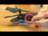 Игрушка AirHogs Эйрхогс Вертолет, стреляющий дисками