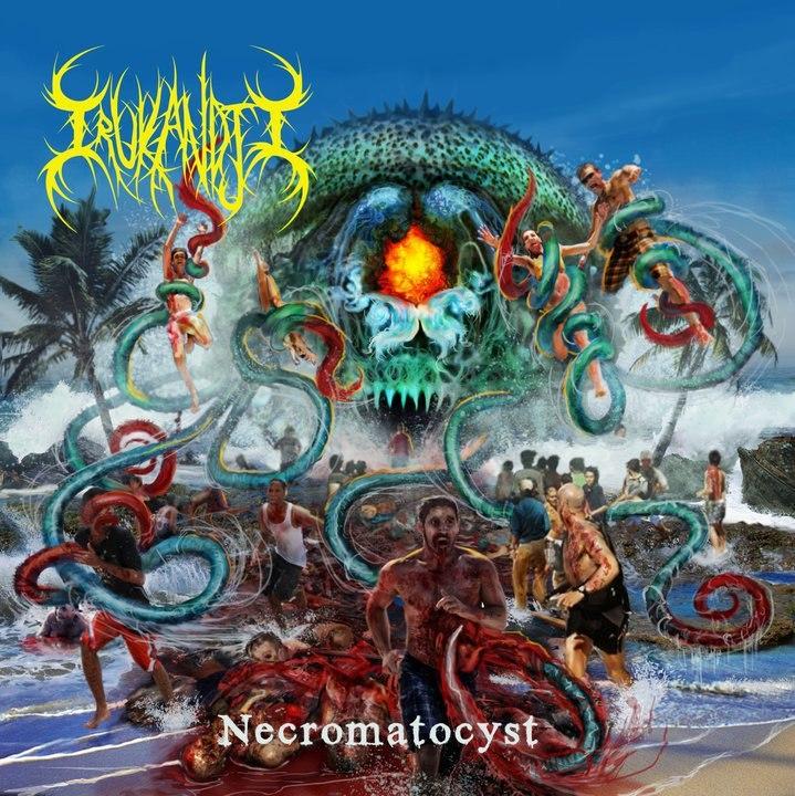 Irukandji - Necromatocyst [EP] (2012)