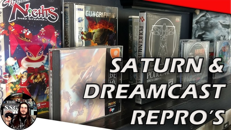 Saturn Dreamcast Reproductions - Discussion | The SSG