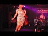 Kitty Nights - Voracious V Burlesque Performance - Pandora &amp The Locksmiths