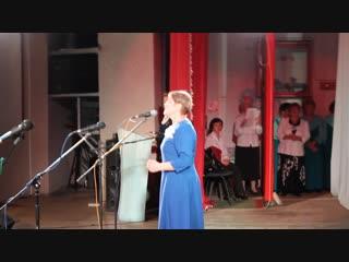 100 лет комсомолу. Праздничный концерт в ДК. 28.10.2018.