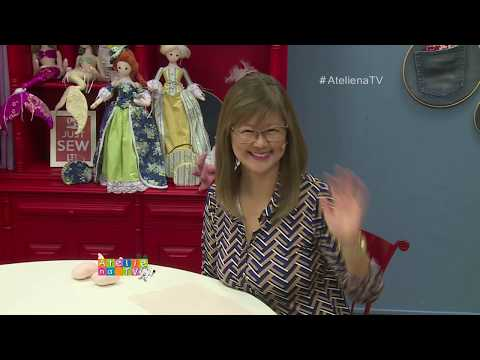 Ateliê na TV - Rede Vida - 19.05.2017 - Luciana Kummer, Marie Castro e Débora Voigt