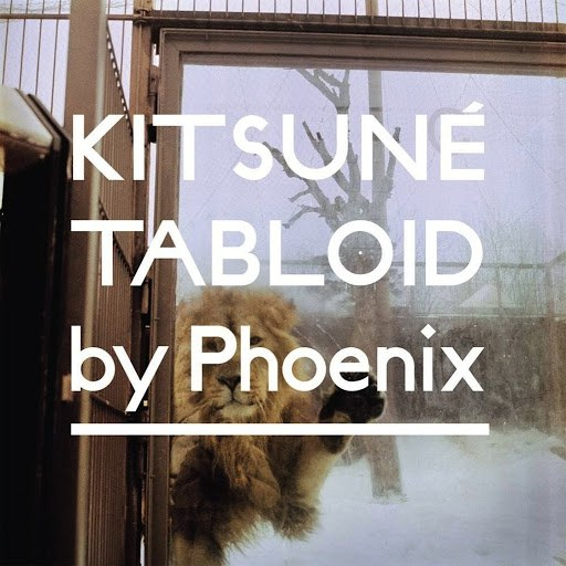 Phoenix альбом Kitsuné Tabloid by Phoenix