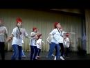 Студия современного танца клуб Каскад