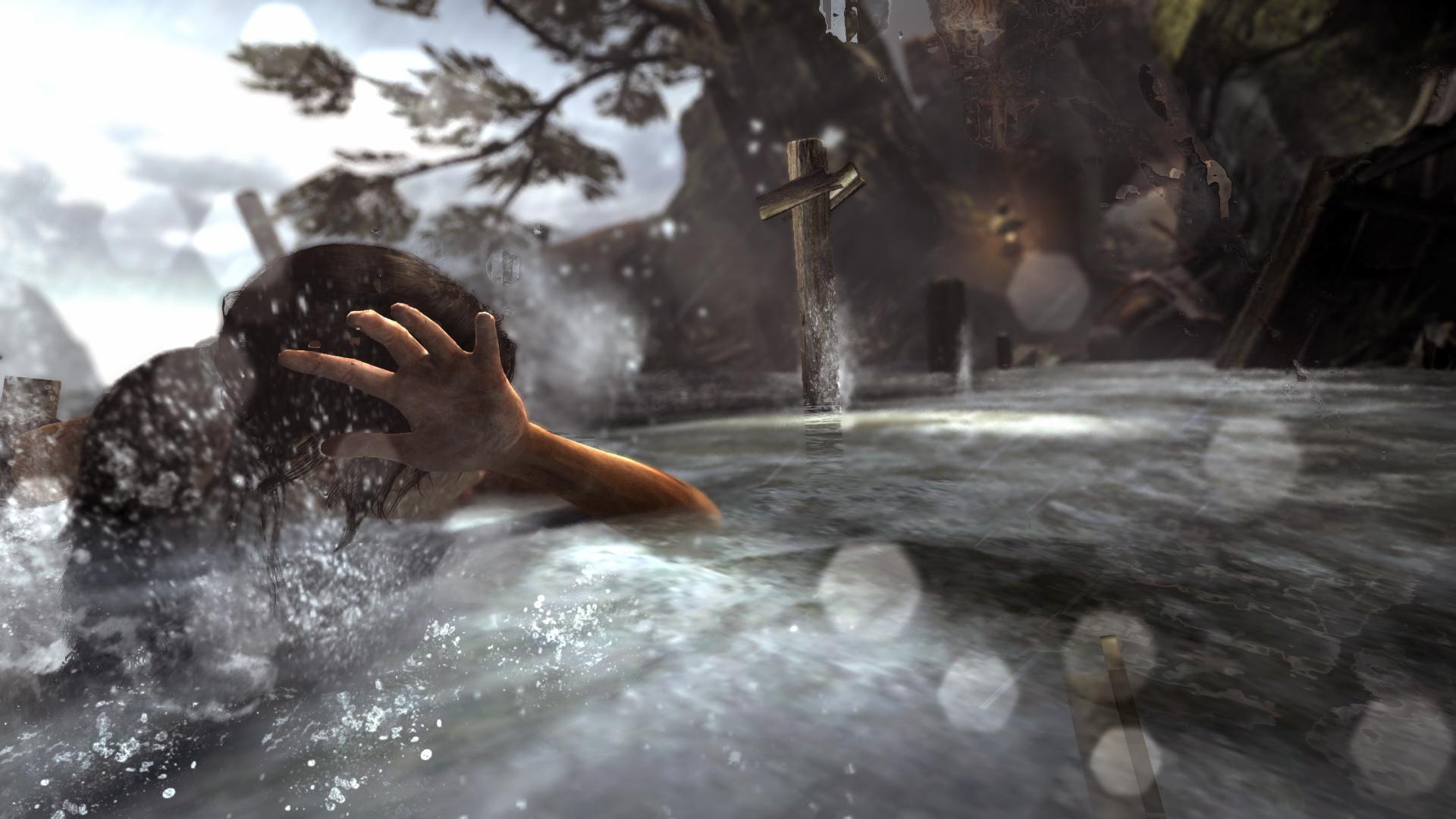 Tomb Raider 2013 Лара Крофт
