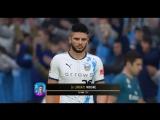 FIFA18 Акробатический гол Инсинье