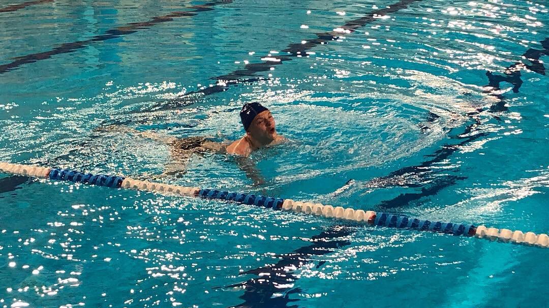 В ДС «Олимпийский» состоялись детские внутритренировочные соревнования по плаванию ♀ МКУ ФСКИ «Чайка».