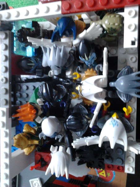 LEGO Legends of Chima Music Video -