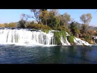 01/11/13 Водопад Koćuša Босния и Герцеговина (Waterfall Koćuša - Bosnia and Herzegovina)