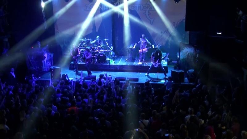 Sonata Arctica, Moscow 25/08/2018 Full concert
