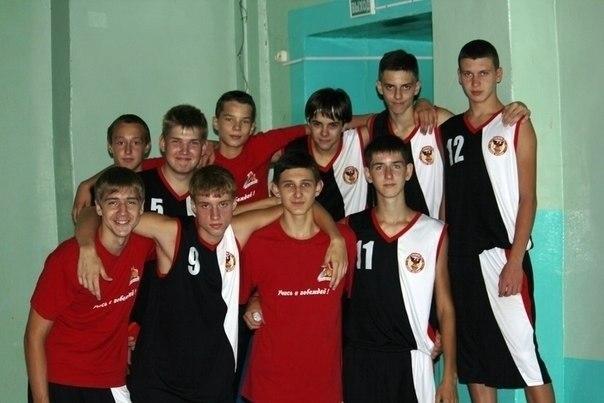 Таганрогская баскетбольная команда