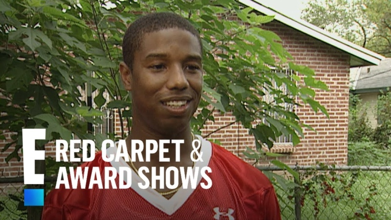 Michael B. Jordan's First Interview With E! in 2009 | E! Red Carpet Award Shows