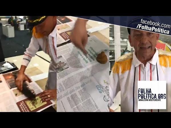 Dono da Havan humilha grupo UOLFolha de S. Paulo após matéria sobre Bolsonaro, Whatsapp e Fake..