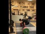 Дмитрий Берестов на грудь 220 кг.