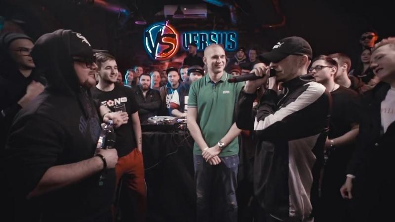 Versus BPM: Эмио Афишл vs GIGA1 [vk.com/rap_style_ru]