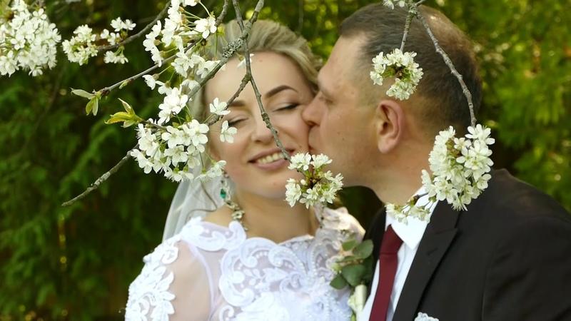 Весняне весілля Юрія та Мар'яни. ( 21|04|2018 ) - р. Терези