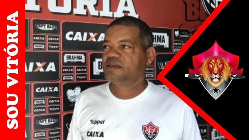 Coordenador da base do Vitória revela projeto para criação de 'academia de futebol'