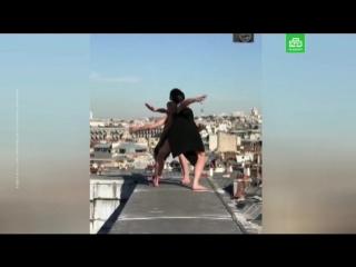 Диана Вишнёва готовится открыть балетный сезон в Париже