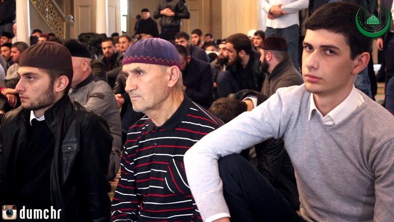 Салахь Межиев   Доьзал кхиорах лаьцна хьехам   (02.11.18)