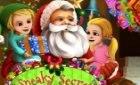 Игра Секреты Санты +картинки винкс рождество!