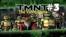 Прохождение TMNT: The Video Game 3 Техно-Ниндзя (Донателло)