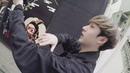 STRAY KIDS Bang Chan's part in ROCK 4 minute loop (street ver.)