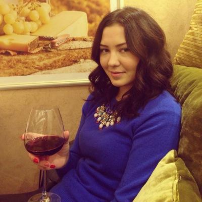 Аделина Шайхутдинова, 14 мая , Уфа, id5094910