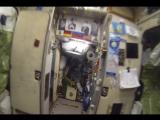 Самый длинный маршрут на космической станции