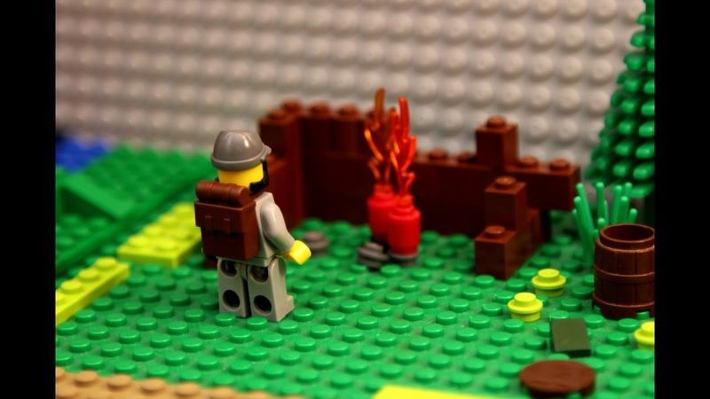 Lego S.T.A.L.K.E.R. | Охота за артефактами