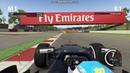 F1 2015 - Spain - Hotlap