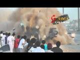 Camry 2012 Accident in Saudi Arabia - 25-5-2012 (drift)