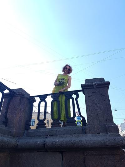 Оксана Серватович
