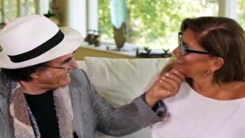 Al Bano, il gesto d'amore privato nei confronti di Romina Power