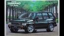 Nissan Terrano Low Rider Aoshima 1 24
