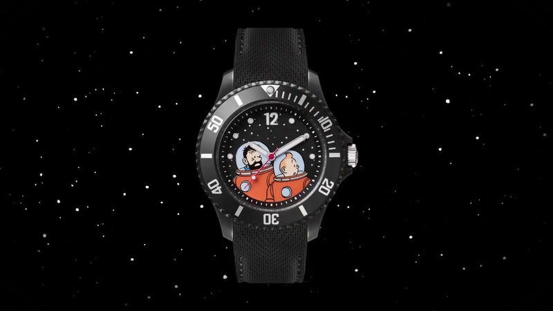 Neue Uhren im Tintin Shop - Новые часы в магазине Tintin Shop