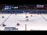 XI Зимние Паралимпийские игры  Следж хоккей  Финал  Россия   США