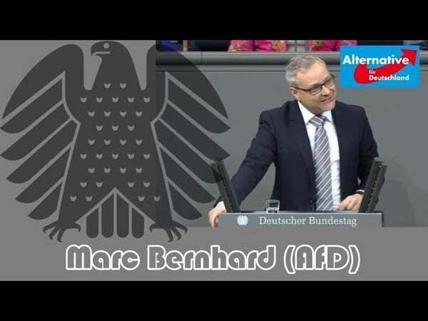 Marc Bernhard (AfD): Seien sie froh, dass sie Weihnachten überlebt haben (17.01.2019)