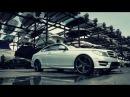 Mercedes Benz C-Class C250 / C350 Coupe on 20'' Vossen VVS-CV3 Concave Wheels / Rims