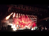 Placebo - Too Many Friends (live at Jisan World Rock Festival, Icheon, South Korea, 03.08.2013)