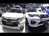 Toyota Fortuner or Mitsubishi Pajero Sport 2016, 2017 model - What to choose