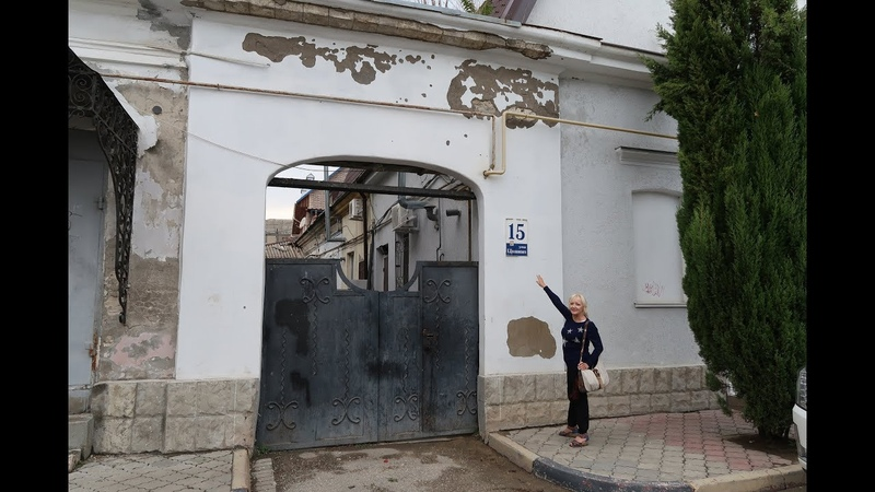 Школьные годы мамы (отрывок из фильма про Крым)