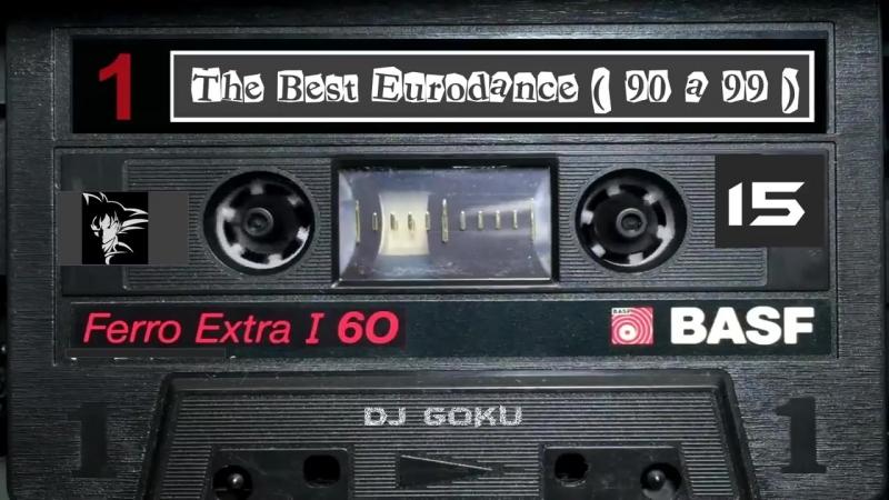 The Best Eurodance ( 90 a 99 ) - Part 15