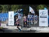 На поле вызываются... матч за 3 место, Динамо-Московские Драконы, 22.09.2018