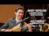 Jazz Tuesdays with Randy Napoleon, Markus Howell, Adam Olszewski, Jeff Shoup (5217)