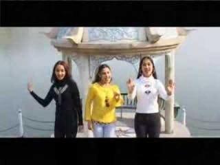 Shahrizoda Three Long Haired Girls Reminds Hum Of Heer Dance