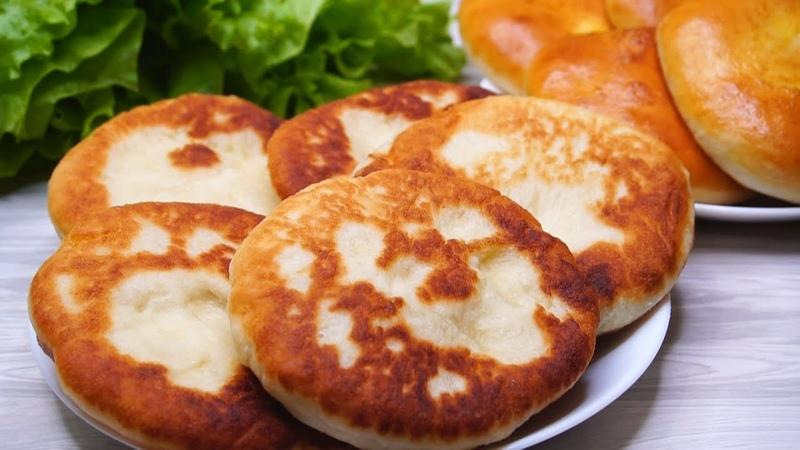 Необыкновенно Вкусные Лепешки Финские Тесто можно и жарить печь