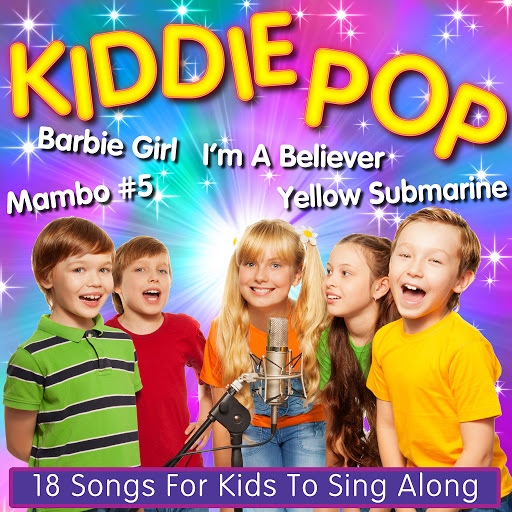50 Cent альбом Kiddie Pop - 18 Songs For Kids To Sing Along To