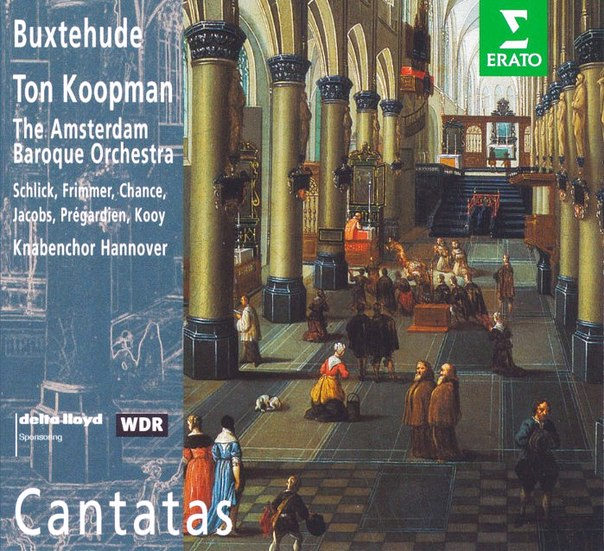 Dietrich Buxtehude : Œuvres vocales J9tlTXtE2cQ