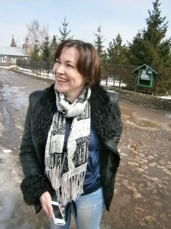 Наталья Мацкевич, Москва - фото №12